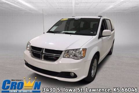 2019 Dodge Grand Caravan for sale at Crown Automotive of Lawrence Kansas in Lawrence KS