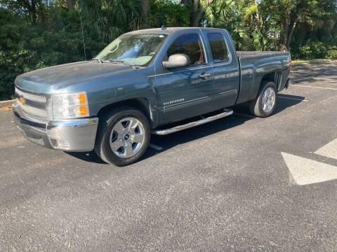 2012 Chevrolet Silverado 1500 for sale at AUTO IMAGE PLUS in Tampa FL