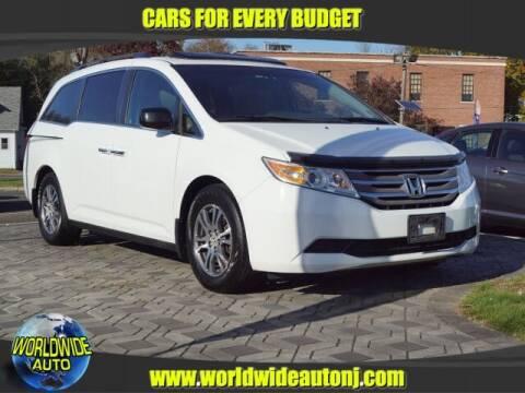 2011 Honda Odyssey for sale at Worldwide Auto in Hamilton NJ