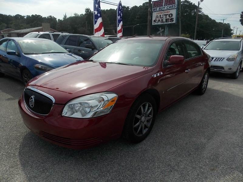 2007 Buick Lucerne for sale at Deer Park Auto Sales Corp in Newport News VA