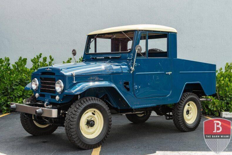 1960 Toyota Land Cruiser for sale in Miami, FL
