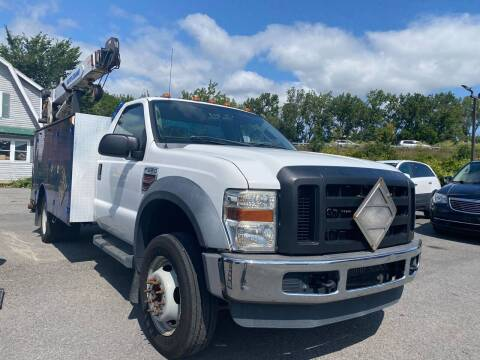 2009 Ford F-550 Super Duty for sale at South Point Auto Plaza, Inc. in Albany NY