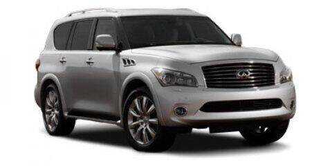 2012 Infiniti QX56 for sale at Vogue Motor Company Inc in Saint Louis MO