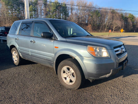 2006 Honda Pilot for sale at George Strus Motors Inc. in Newfoundland NJ