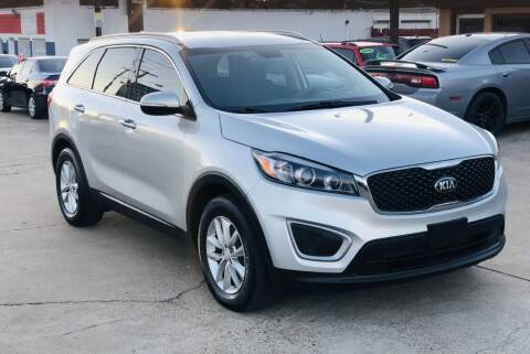 2018 Kia Sorento for sale at Safeen Motors in Garland TX
