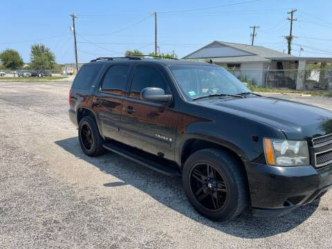 2007 Chevrolet Tahoe for sale at Approved Auto Sales in San Antonio TX