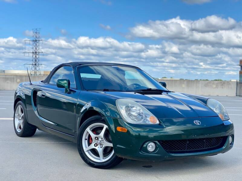 2003 Toyota MR2 Spyder for sale at Car Match in Temple Hills MD