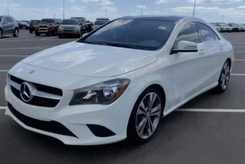 2015 Mercedes-Benz CLA for sale at CERTIFIED AUTOPLEX INC in Dallas TX