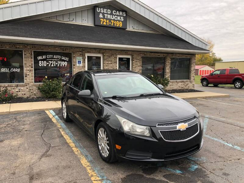 2011 Chevrolet Cruze for sale at Imlay City Auto Sales LLC. in Imlay City MI