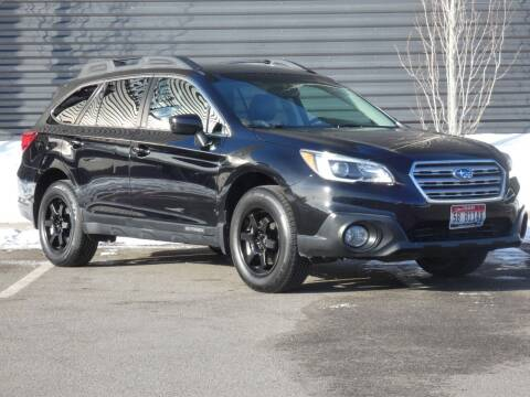 2016 Subaru Outback for sale at Sun Valley Auto Sales in Hailey ID
