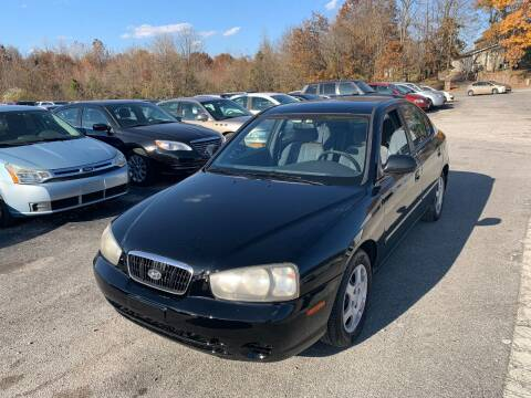 2001 Hyundai Elantra for sale at Best Buy Auto Sales in Murphysboro IL