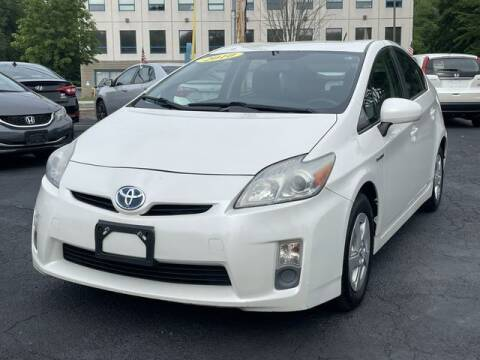 2010 Toyota Prius for sale at All Star Auto  Cycle in Marlborough MA