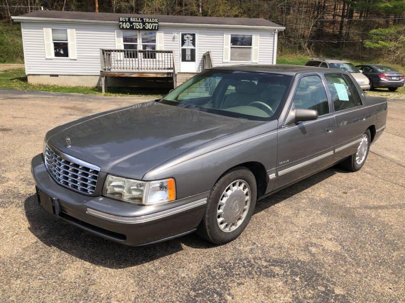 1998 Cadillac DeVille for sale at Riley Auto Sales LLC in Nelsonville OH