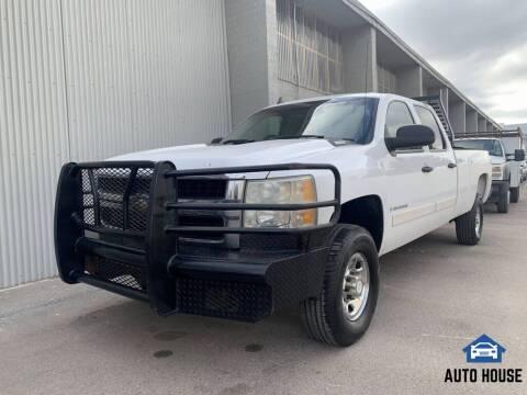 2008 Chevrolet Silverado 2500HD for sale at AUTO HOUSE TEMPE in Tempe AZ