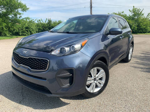 2017 Kia Sportage for sale at Craven Cars in Louisville KY