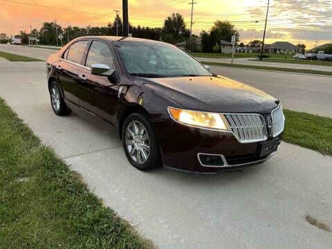 2012 Lincoln MKZ for sale at Wyss Auto in Oak Creek WI