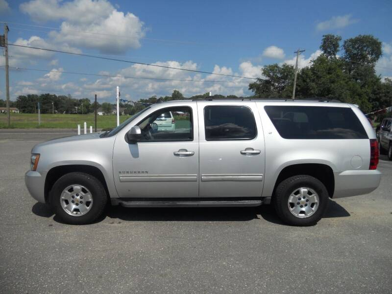 2010 Chevrolet Suburban for sale at All Cars and Trucks in Buena NJ