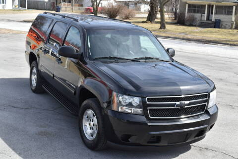 2010 Chevrolet Suburban for sale at JE AUTO SALES LLC in Webb City MO