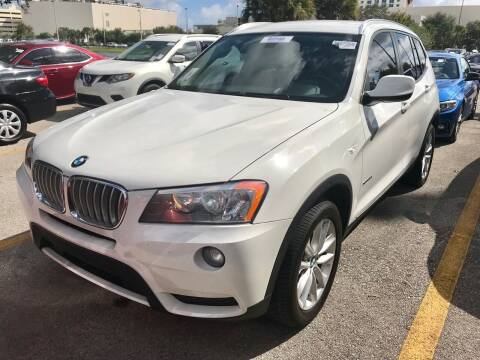 2013 BMW X3 for sale at R & R Motors in Queensbury NY