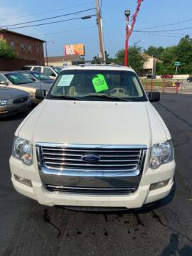 2010 Ford Explorer for sale at North Hill Auto Sales in Akron OH
