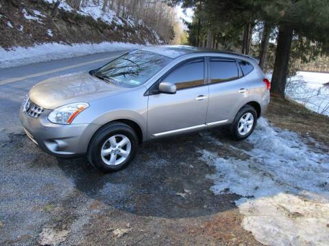 2013 Nissan Rogue for sale at W.R. Barnhart Auto Sales in Altoona PA