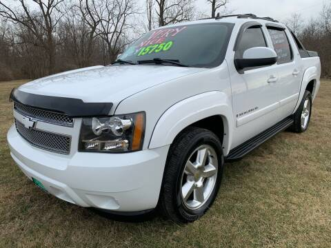2009 Chevrolet Avalanche for sale at FREDDY'S BIG LOT in Delaware OH