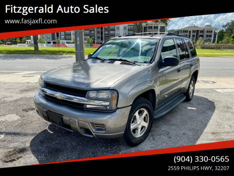 2005 Chevrolet TrailBlazer for sale at Fitzgerald Auto Sales in Jacksonville FL