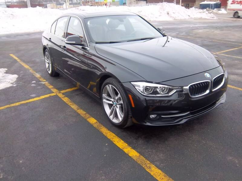 2017 BMW 3 Series for sale at First Rate Motors in Milwaukee WI