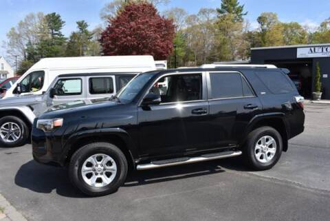 2018 Toyota 4Runner for sale at AUTO ETC. in Hanover MA