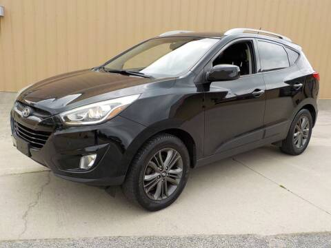 2014 Hyundai Tucson for sale at Automotive Locator- Auto Sales in Groveport OH