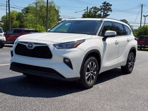 2020 Toyota Highlander for sale at Gentry & Ware Motor Co. in Opelika AL