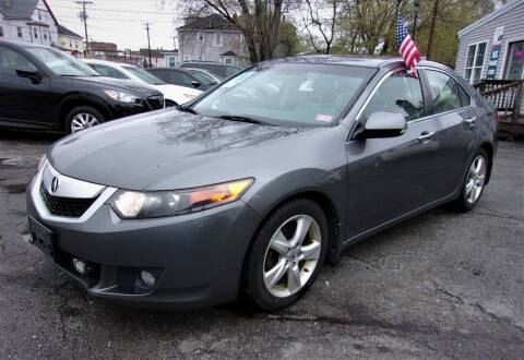 2010 Acura TSX for sale at Top Line Import in Haverhill MA