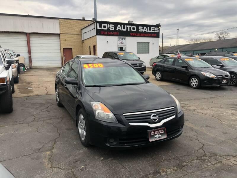 2007 Nissan Altima for sale at Lo's Auto Sales in Cincinnati OH