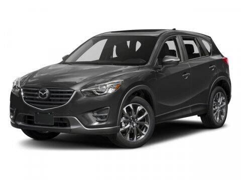 2016 Mazda CX-5 for sale at Hawk Ford of St. Charles in Saint Charles IL