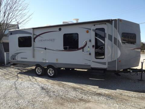 2012 Cruiser RV Viewfinder for sale at Country Side Auto Sales in East Berlin PA