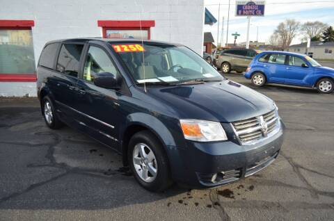 2008 Dodge Grand Caravan for sale at CARGILL U DRIVE USED CARS in Twin Falls ID
