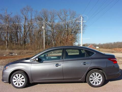2019 Nissan Sentra for sale at ABC Auto Sales in Rogersville MO