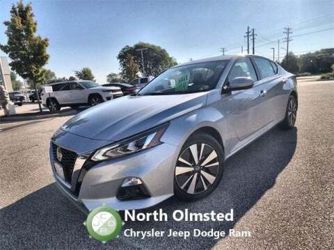 2020 Nissan Altima for sale at North Olmsted Chrysler Jeep Dodge Ram in North Olmsted OH