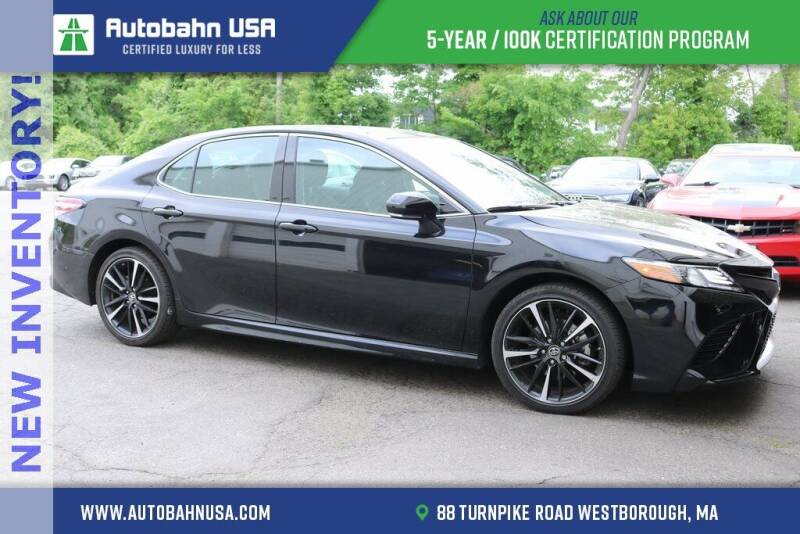 2019 Toyota Camry for sale in Westborough, MA