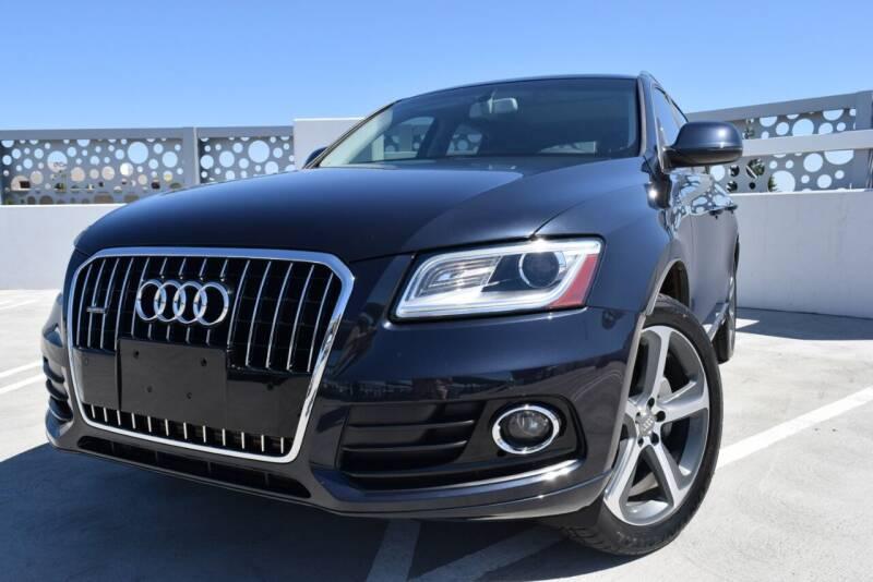 2015 Audi Q5 for sale at Dino Motors in San Jose CA