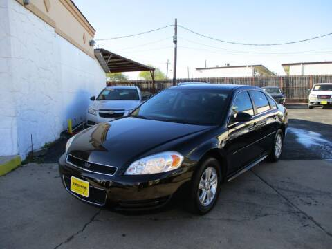 2014 Chevrolet Impala Limited for sale at Metroplex Motors Inc. in Houston TX