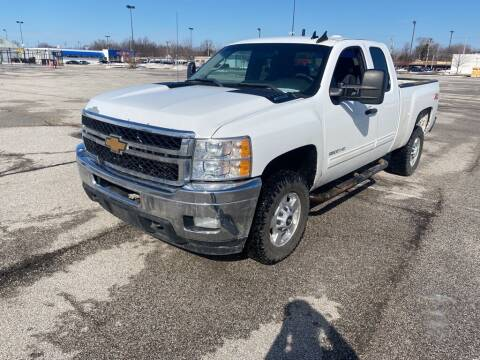 2013 Chevrolet Silverado 2500HD for sale at TKP Auto Sales in Eastlake OH