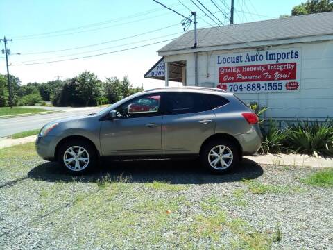 2009 Nissan Rogue for sale at Locust Auto Imports in Locust NC