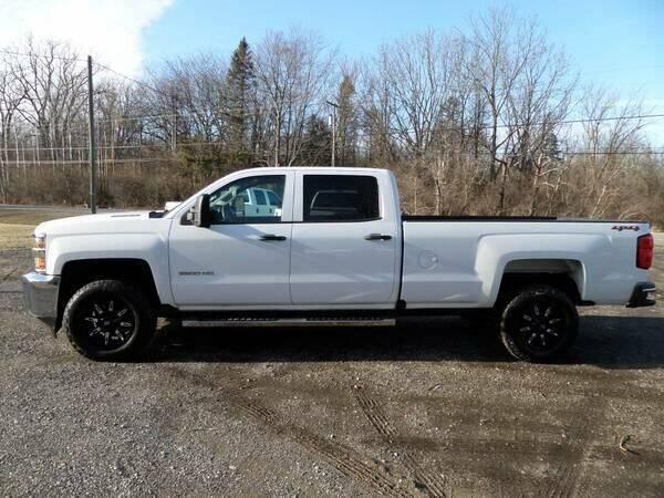 2015 Chevrolet Silverado 2500HD for sale at Apex Auto Sales LLC in Petersburg MI