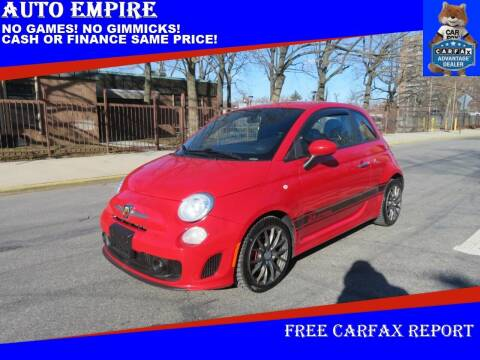 2013 FIAT 500 for sale at Auto Empire in Brooklyn NY