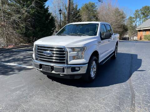 2016 Ford F-150 for sale at SMT Motors in Roswell GA