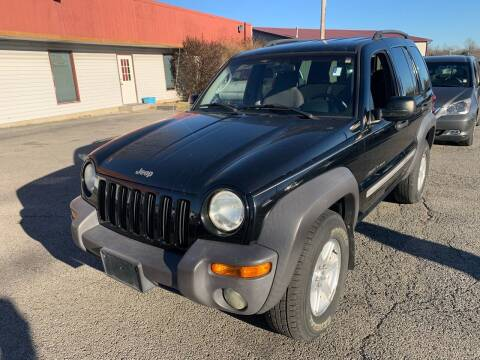2002 Jeep Liberty for sale at Best Buy Auto Sales in Murphysboro IL