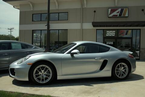 2015 Porsche Cayman for sale at Auto Assets in Powell OH