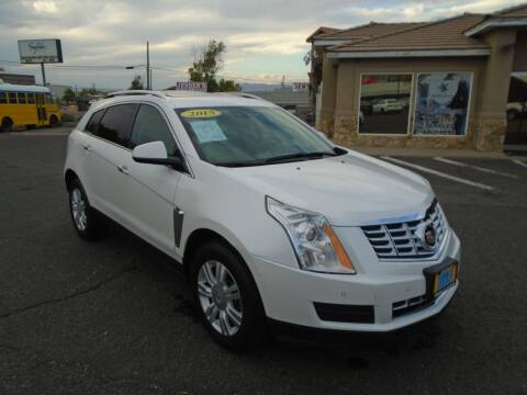 2015 Cadillac SRX for sale at Team D Auto Sales in St George UT