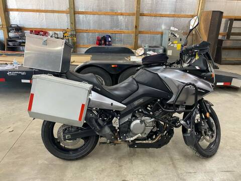 2007 Suzuki DL650 for sale at CarSmart Auto Group in Orleans IN